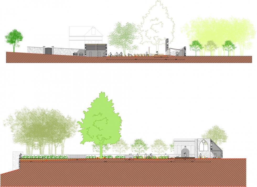 ARVAL architecture - Théâtre de verdure – Saint-Pierre-en-Chastres - 3 arval saint pierre en chastres