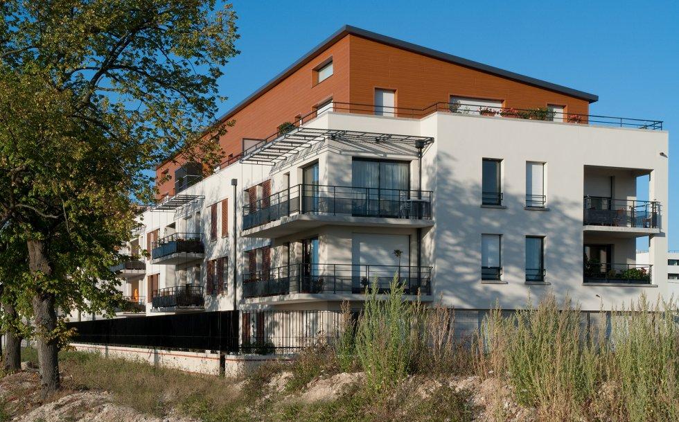 ARVAL architecture - Résidence Mozart – Compiègne - 4 arval résidence Mozart Compiègne