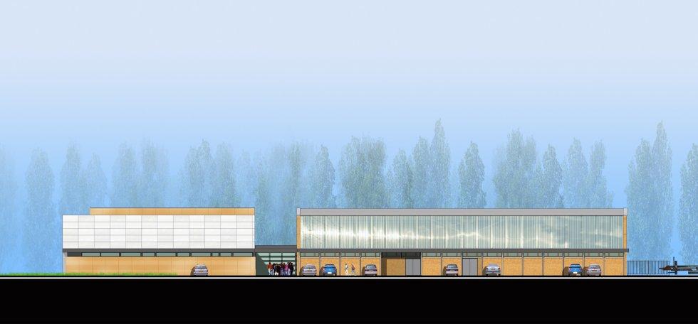 ARVAL architecture - Collège Jean Mermoz – Laon - 8 arval collège jean mermoz laon