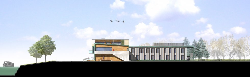 ARVAL architecture - CETMEF – Compiègne - 5 arval CETMEF Compiègne