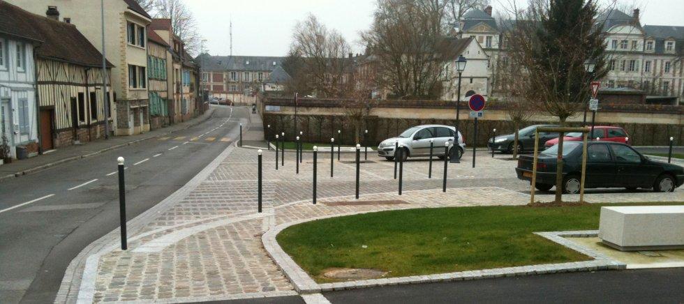 ARVAL architecture - Parking Hôtel du Département – Beauvais - 4 Arval parking Hotel du département Beauvais
