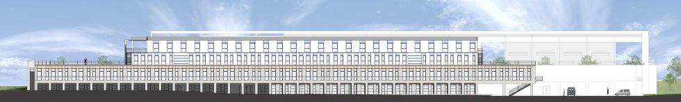 ARVAL architecture - Construction du nouvel hôpital – Péronne - 5 Arval Hopital Péronne