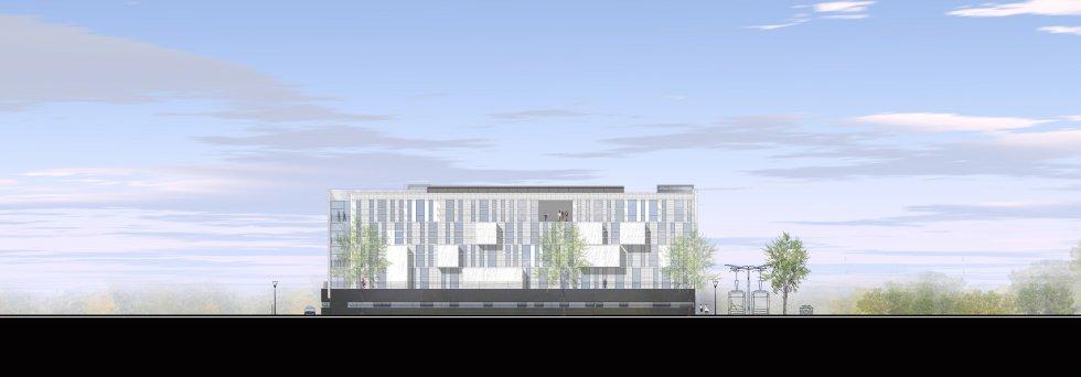 ARVAL architecture - ENSICAEN 2 – Caen-la-mer - 7 Arval Ensicaen 2 Caen