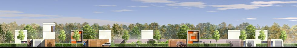 ARVAL architecture - Logements ZAC Paul Claudel – Amiens - 2 Arval ZAC Paul Claudel