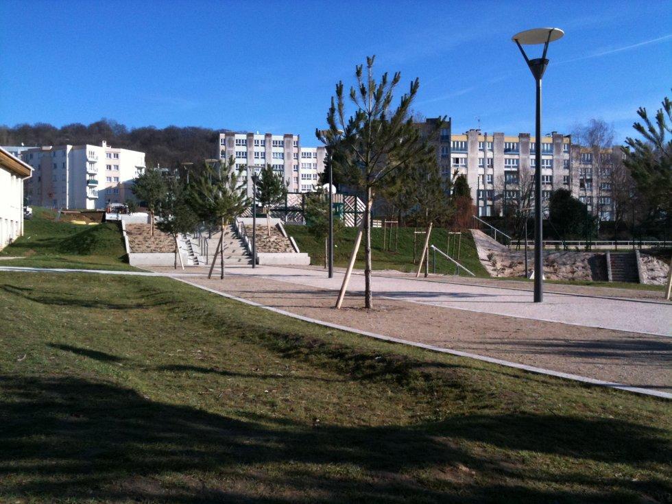 ARVAL architecture - PRUS – Quartier Saint Siméon – Noyon - 4 Arval PRUS Noyon