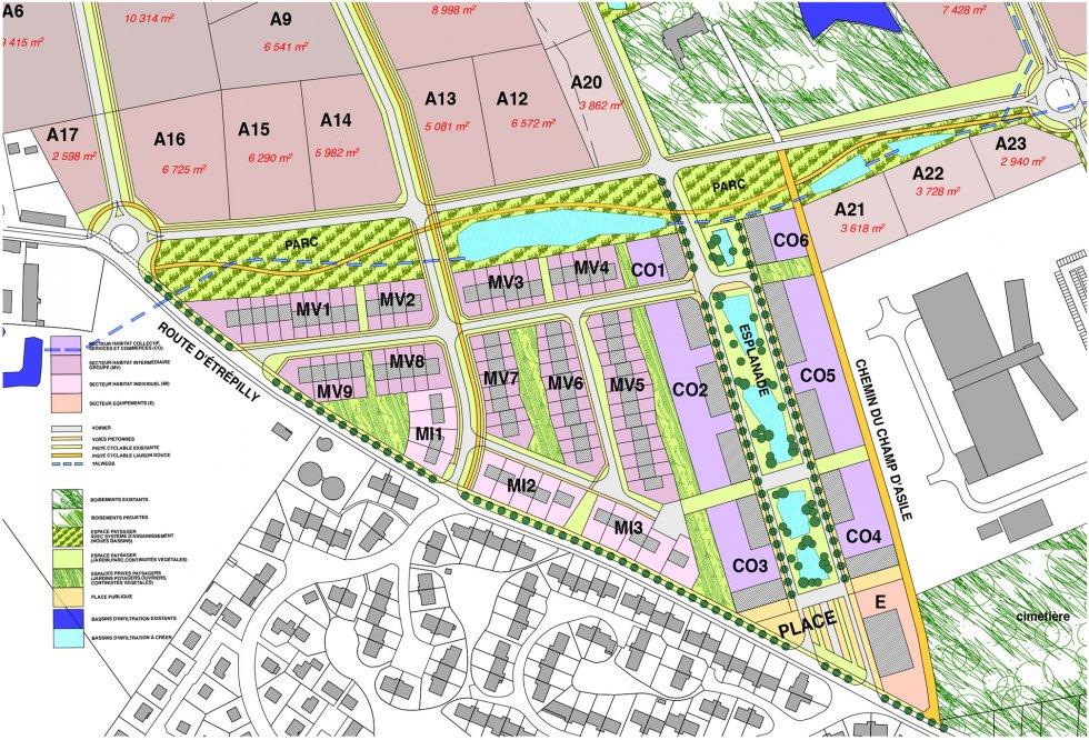 ARVAL architecture - Extension de la ZIR de la Moiserie – Château-Thierry - 4 Arval La Moiserie Château Thierry