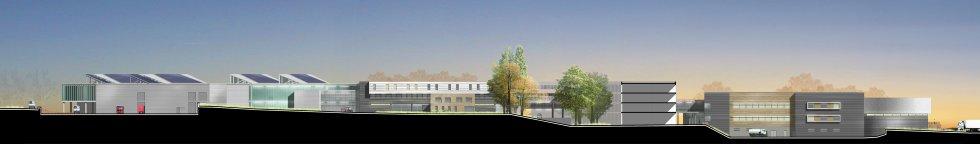 ARVAL architecture - Lycée Colard Noël – Saint Quentin - 6 Arval Lycée Collard Noel Saint Quentin