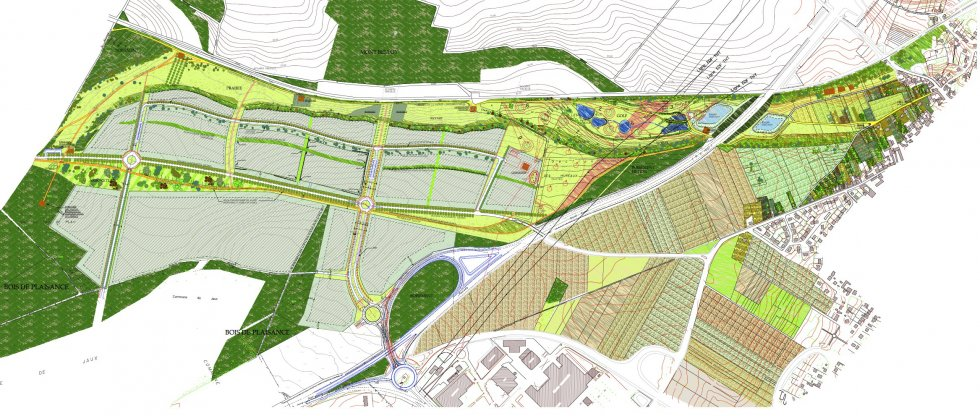 """ARVAL architecture - """"Le Bois de Plaisance"""" – Jaux - 1 Arval Bois de plaisance 10"""