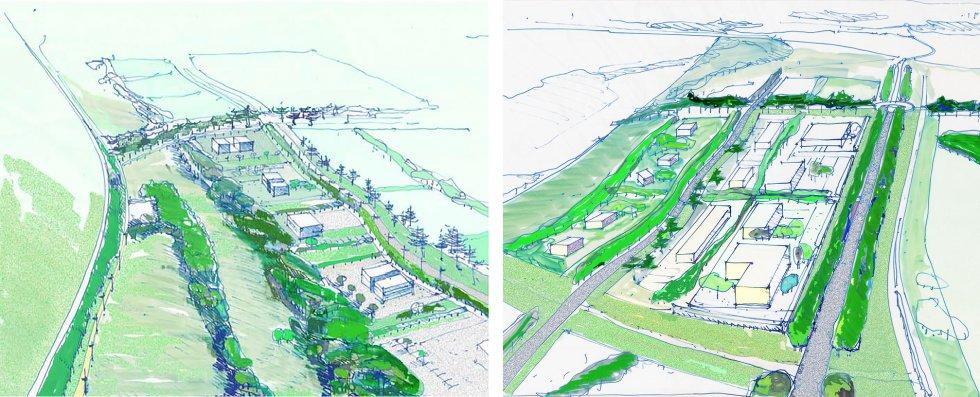 """ARVAL architecture - """"Le Bois de Plaisance"""" – Jaux - 2 Arval Bois de plaisance 6"""
