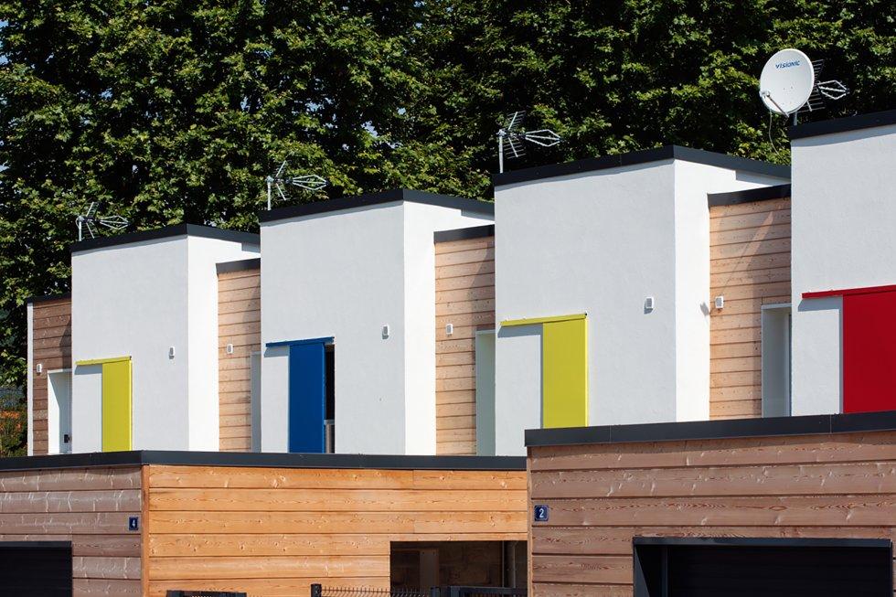 ARVAL architecture - 10 + 10 – Nogent sur Oise (Oise) - 4 Arval 10+10 Nogent sur Oise