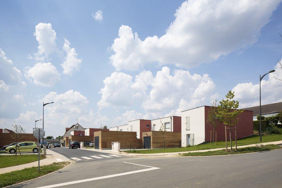 ARVAL architecture - PRUS – Quartier Saint Siméon – Noyon - 9 Arval PRUS Noyon