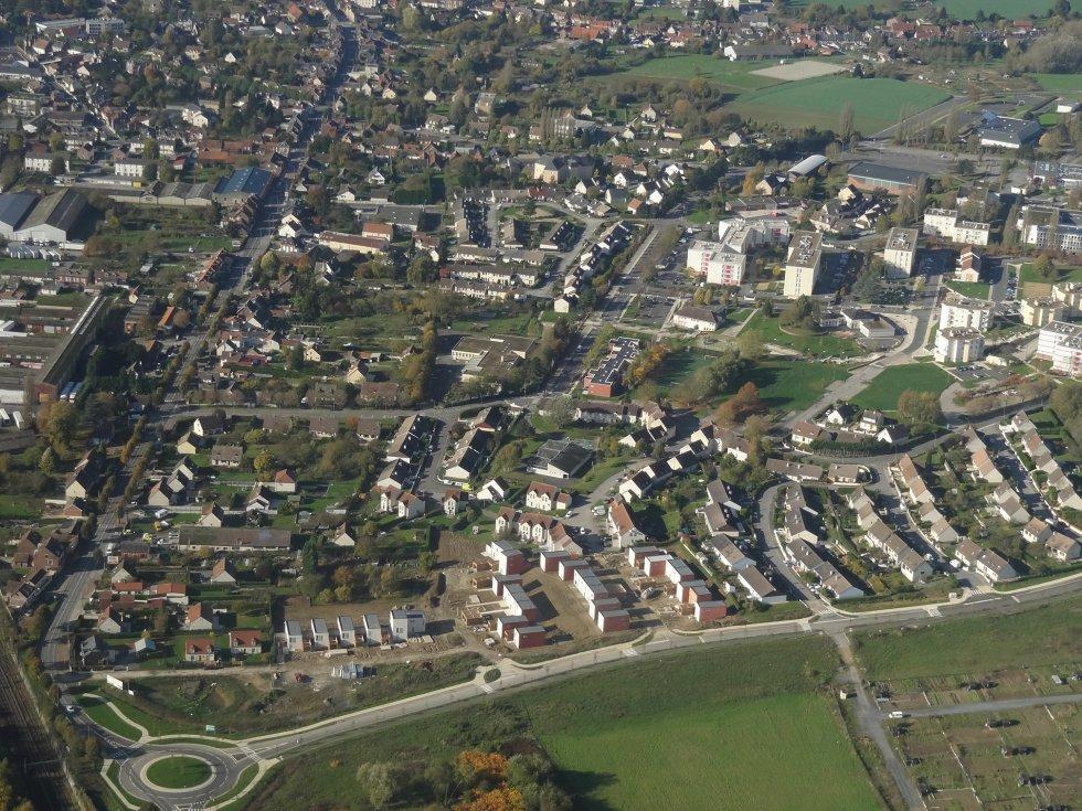 ARVAL architecture - PRUS – Quartier Saint Siméon – Noyon - 2 Arval PRUS Noyon