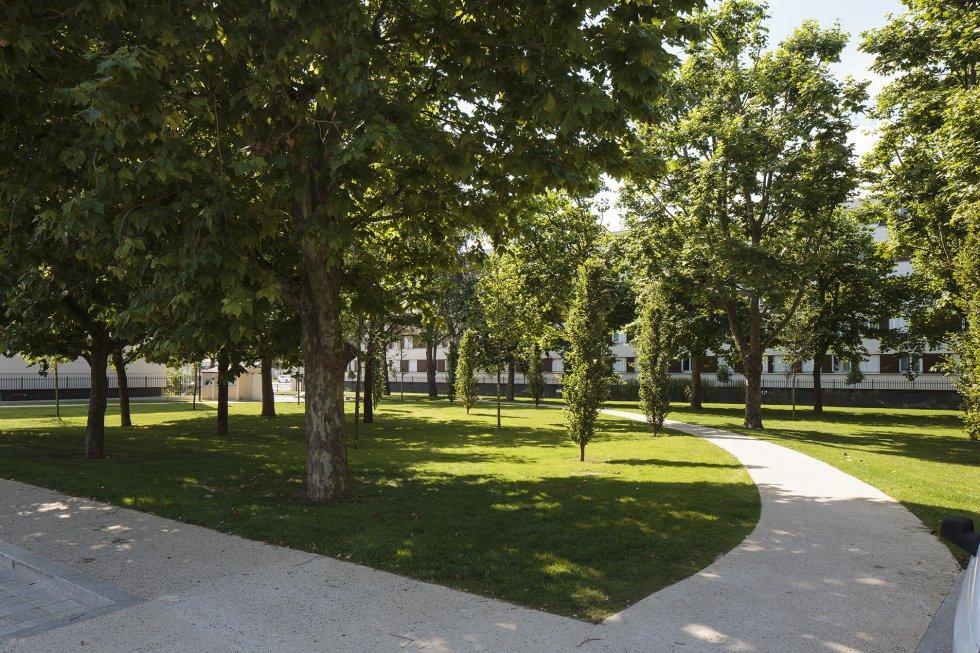ARVAL architecture - PRUS-Quartier Le Clos des Roses – Compiègne - 4 Arval Clos des Roses Compiègne