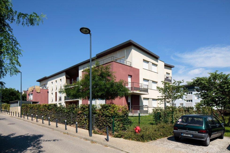 """ARVAL architecture - """"La Commanderie"""" – Nogent sur Oise (Oise) - 2 Arval La Commanderie"""