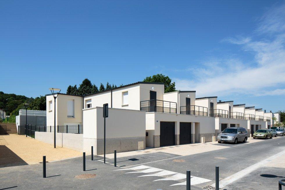"""ARVAL architecture - """"La Commanderie"""" – Nogent sur Oise (Oise) - 10 Arval La Commanderie"""