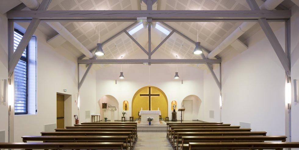 ARVAL architecture - Maison paroissiale – Cuise-la-Motte - 6 Arval Chapelle Cuise la Motte