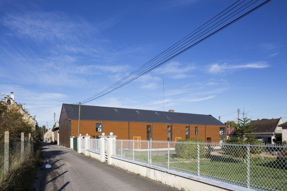 ARVAL architecture - Maison paroissiale – Cuise-la-Motte - 2