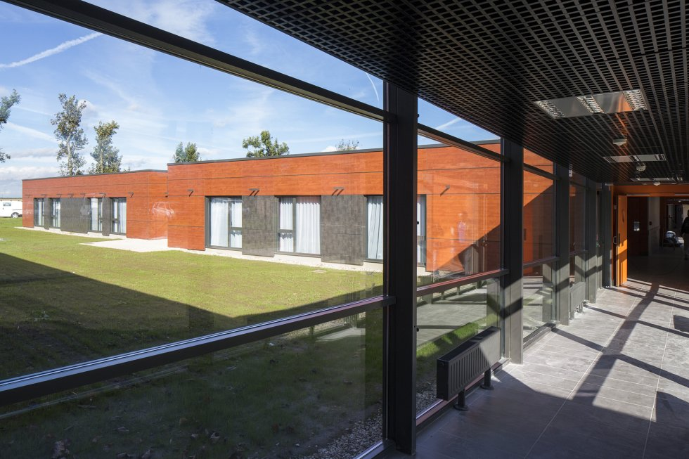 ARVAL architecture - FAM de St. Rieul – Trumilly - 1 ARVAL FAM St Rieul