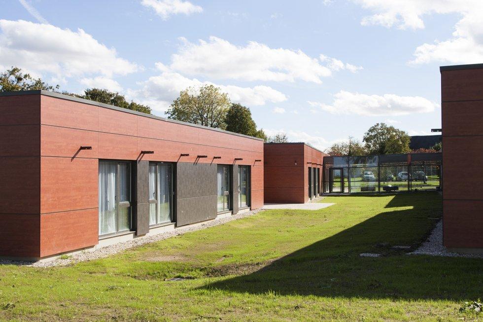 ARVAL architecture - FAM de St. Rieul – Trumilly - 2 ARVAL FAM St Rieul
