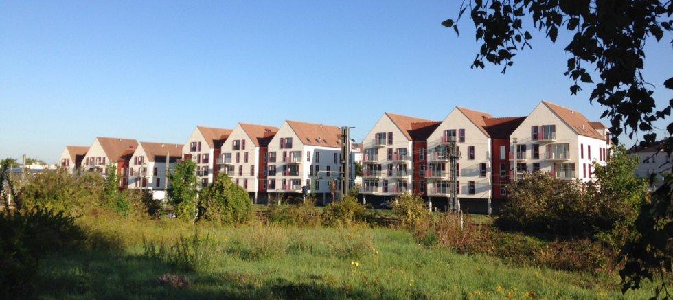 ARVAL architecture - Résidence des archers – Crépy-en-Valois - 3 ARVAL logements Victor Hugo