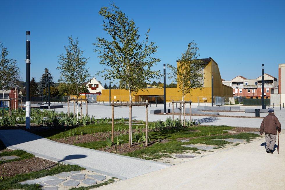 ARVAL architecture - PRU Chevreux – Soissons - 2 ARVAL PRU Chevreux Soissons