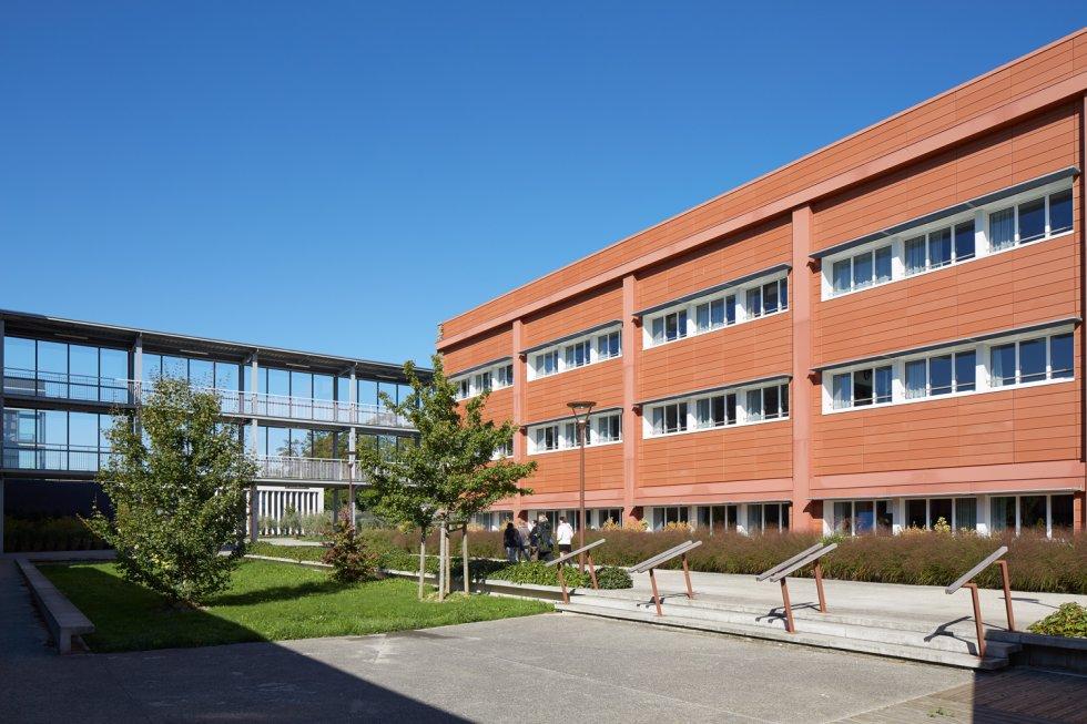 ARVAL architecture - Cité scolaire-Réhabilitation – Amiens - 2 Arval Cité scolaire Réhabilitation