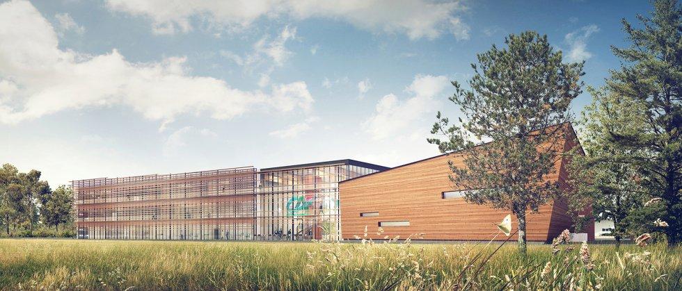 ARVAL architecture - Bureaux du Credit Agricole – Beauvais - 2 ARVAL Bureaux Credit Agricole 2
