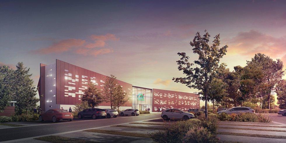 ARVAL architecture - Bureaux du Credit Agricole – Beauvais - 3 ARVAL Bureaux Credit Agricole 3