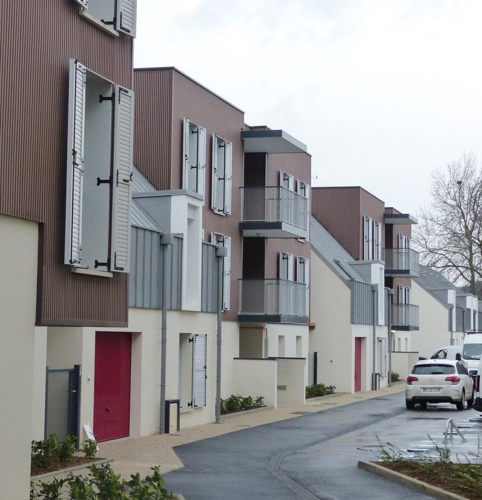 ARVAL architecture - 26 logements – Creil - 3