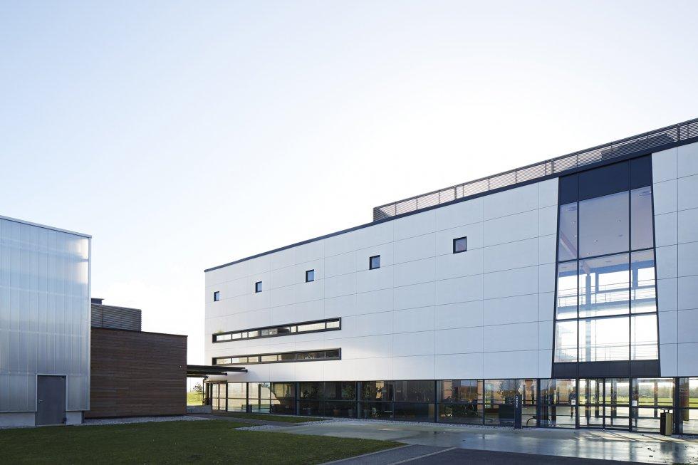 ARVAL architecture - S.D.I.S. de l'Oise – Tillé - 4 Arval S.D.I.S. de l'Oise-Tillé 3