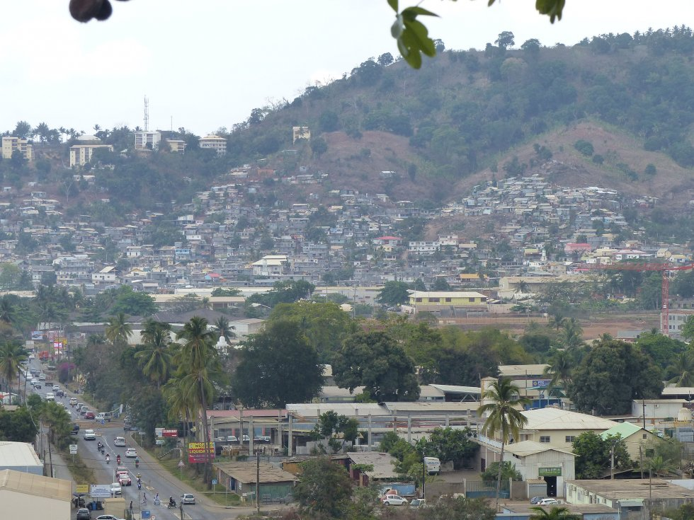 ARVAL architecture - Plan d'aménagement de la zone Kaweni – Mamoudzou - 6