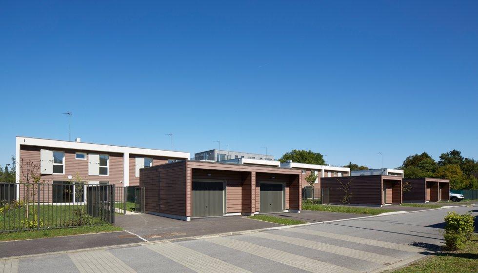 """ARVAL architecture - 63 logements """"25 RGA"""" – Compiègne - 5 arval 63 logements 25 RGA 6"""