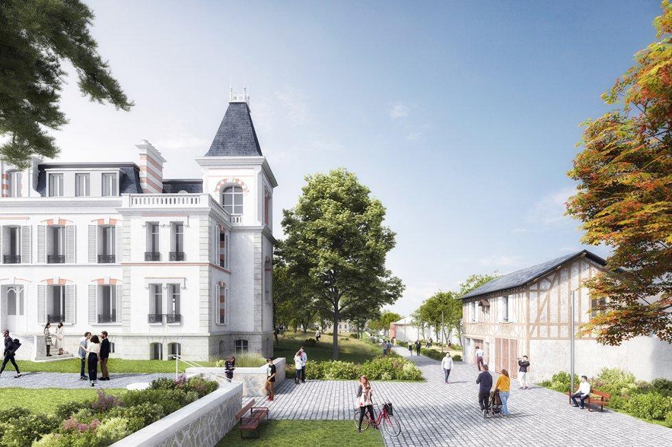 ARVAL architecture - ZAC Saint-Jean –  Lagny-sur-Marne (77) - 1 ARVAL ZAC Saint-Jean -  Lagny-sur-Marne (77)