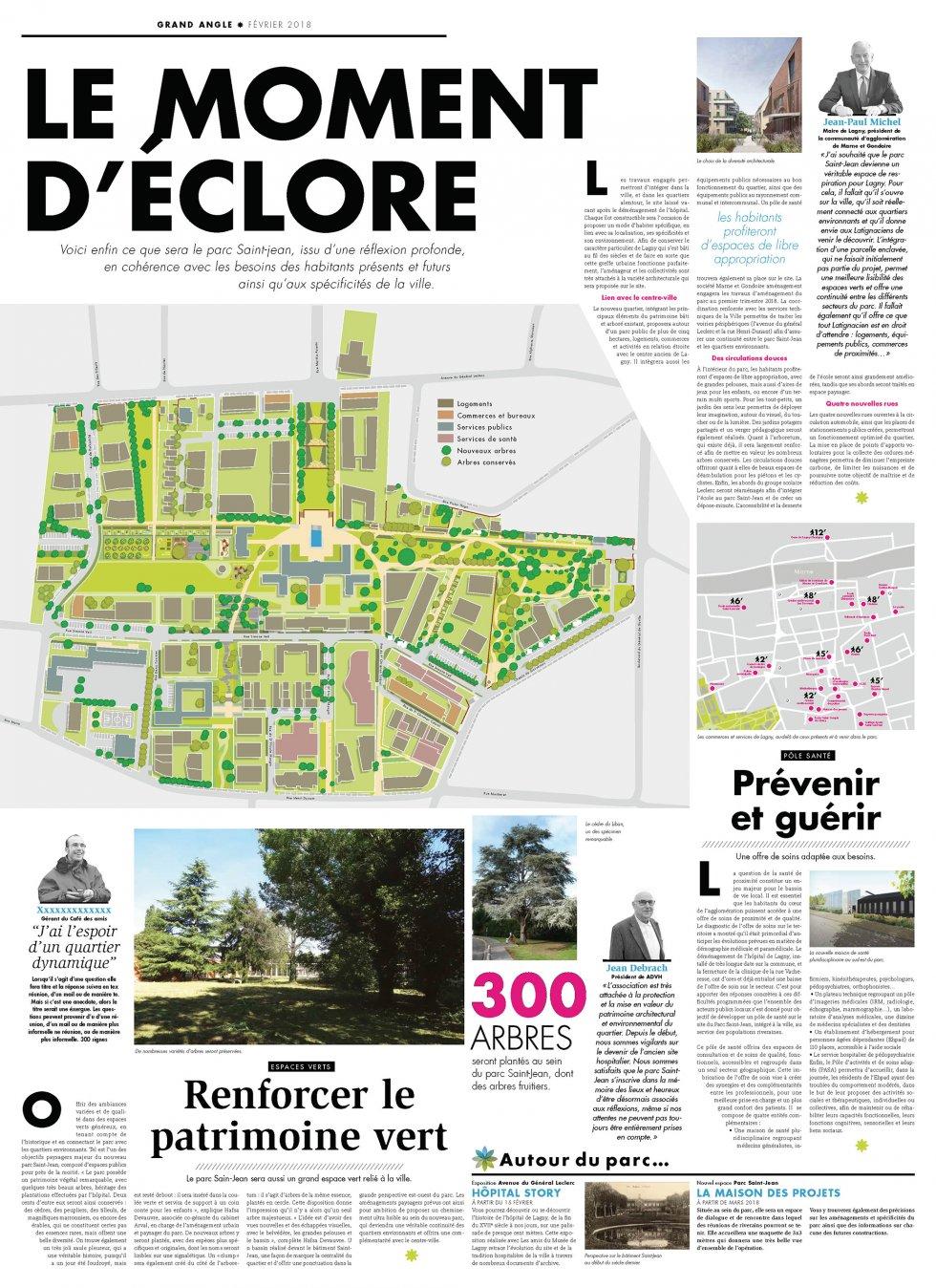 ARVAL architecture - ZAC Saint-Jean –  Lagny-sur-Marne (77) - 4 ARVAL ZAC Saint-Jean -  Lagny-sur-Marne (77)