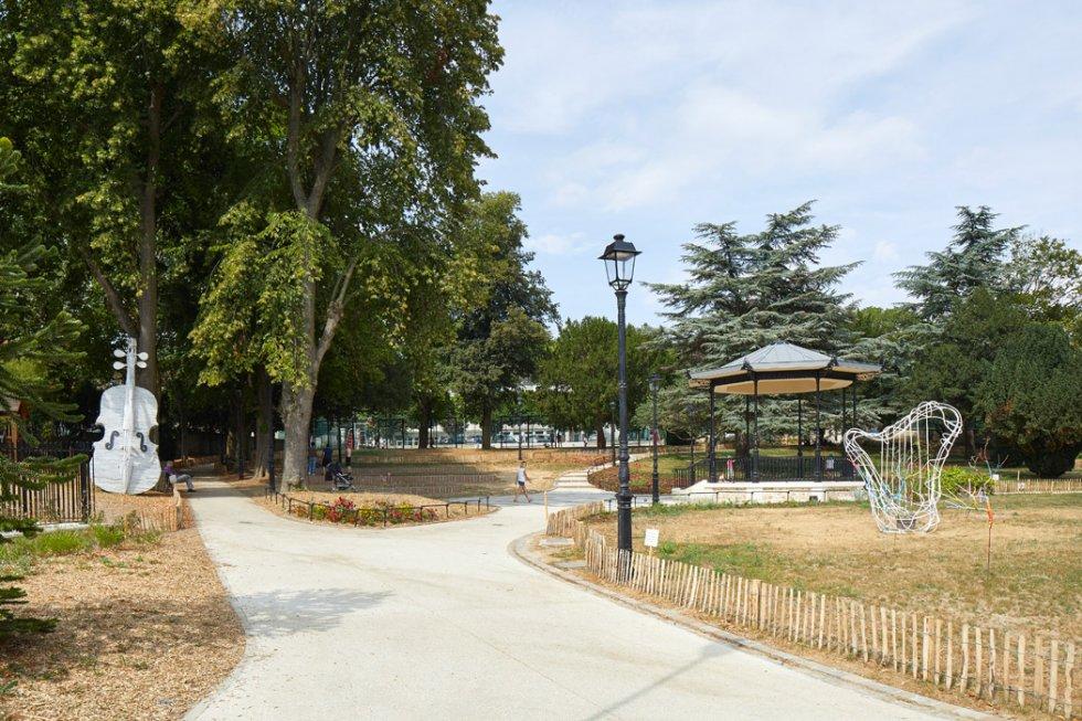 ARVAL architecture - Parc Leyma – Taverny (95) - 1 ARVAL parc Leyma Taverny