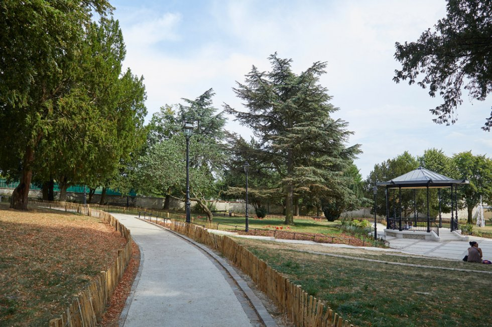 ARVAL architecture - Parc Leyma – Taverny (95) - 2 ARVAL parc Leyma Taverny