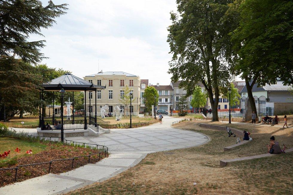 ARVAL architecture - Parc Leyma – Taverny (95) - 3 ARVAL parc Leyma Taverny