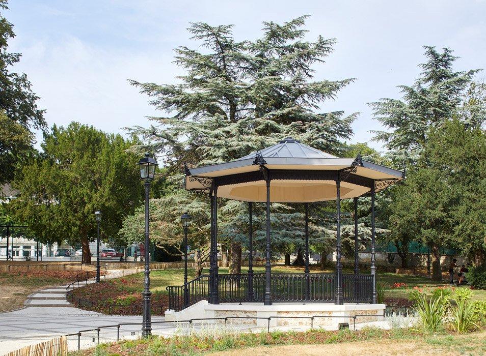 ARVAL architecture - Parc Leyma – Taverny (95) - 4 ARVAL parc Leyma Taverny