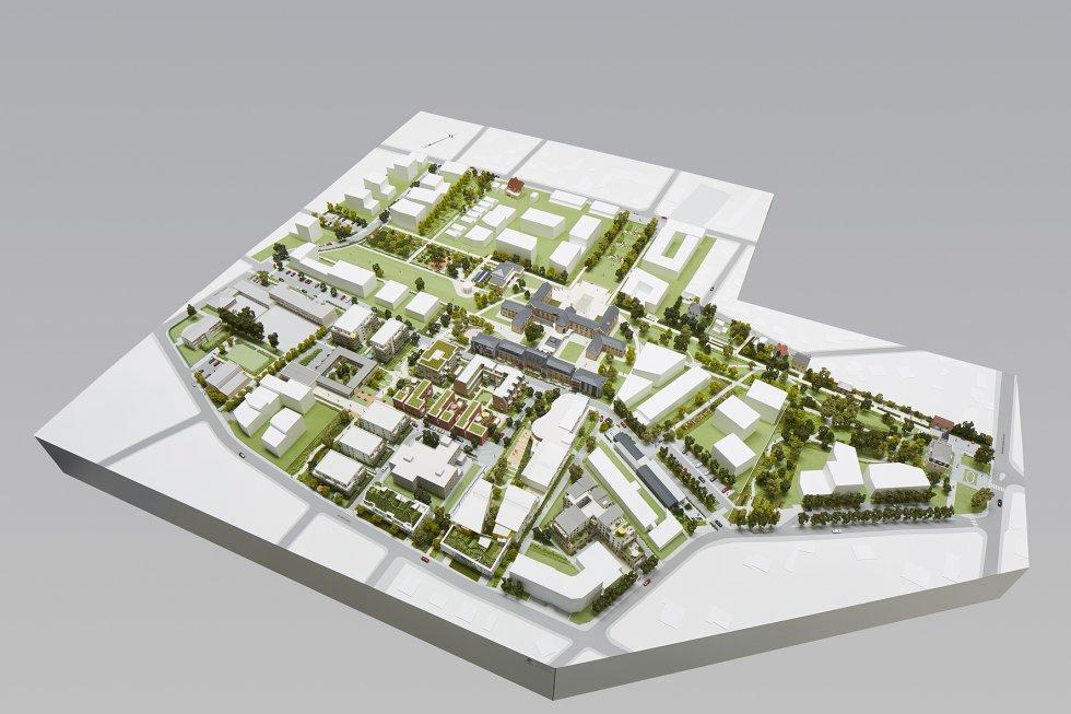 ARVAL architecture - ZAC Saint-Jean –  Lagny-sur-Marne (77) - 5 ARVAL ZAC Saint-Jean -  Lagny-sur-Marne (77)