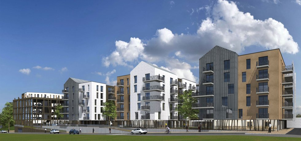 ARVAL architecture - Equipements et logements – Chantilly - 1 ARVAL Equipements et logements Chantilly
