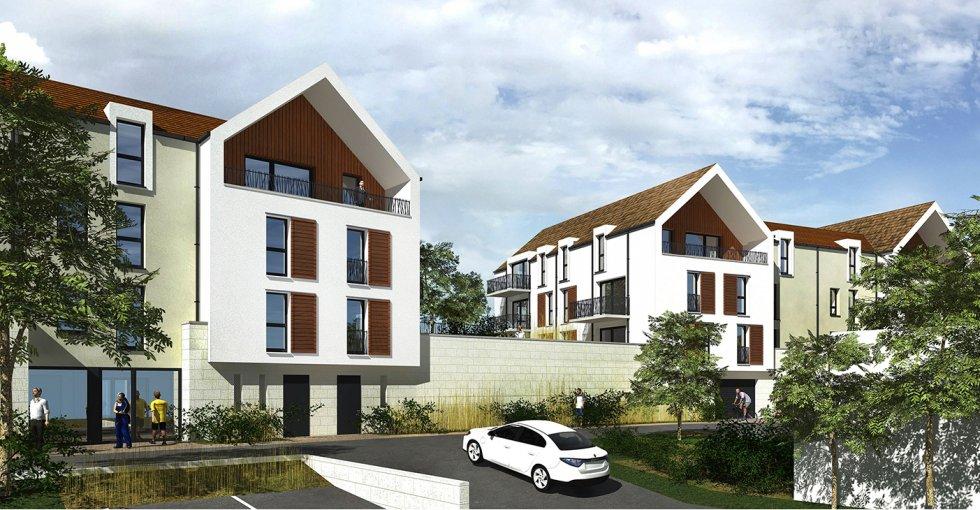 ARVAL architecture - 40 Logements – Verneuil-en-Halatte - 1 ARVAL Logements Verneuil-en-Halatte
