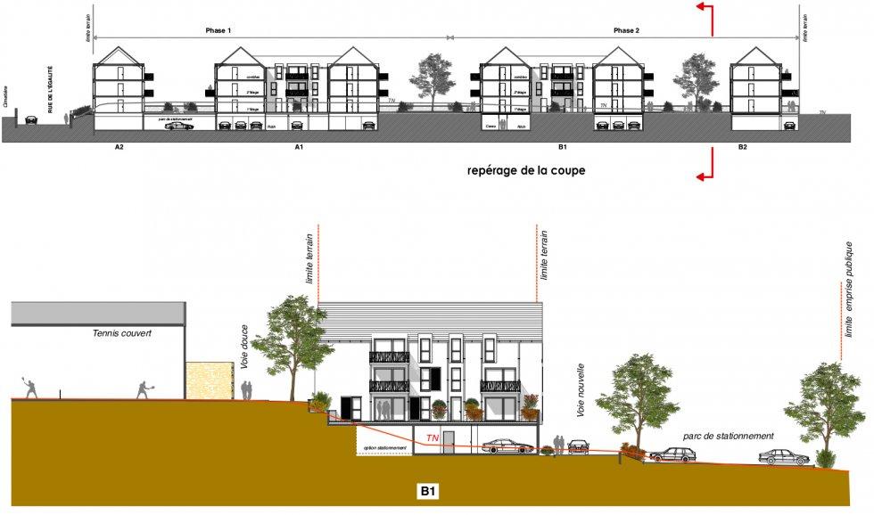 ARVAL architecture - 40 Logements – Verneuil-en-Halatte - 9 ARVAL Logements Verneuil-en-Halatte
