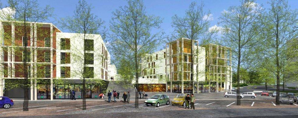 ARVAL architecture - 87 Logements – Nogent-sur-Oise - 3 ARVAL 87 logements Nogent-sur-Oise