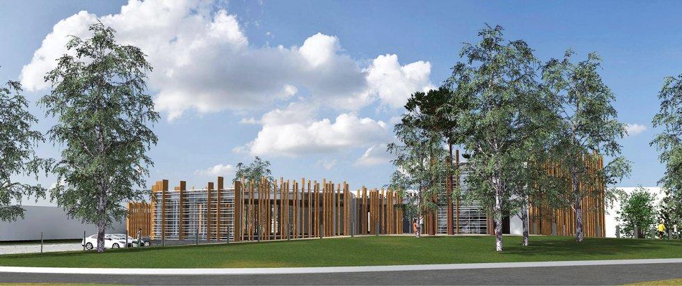 ARVAL architecture - Bureaux de la FFB de l'Oise - 1 ARVAL bureaux de la FFB