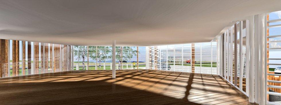 ARVAL architecture - Bureaux de la FFB de l'Oise - 5 ARVAL bureaux de la FFB