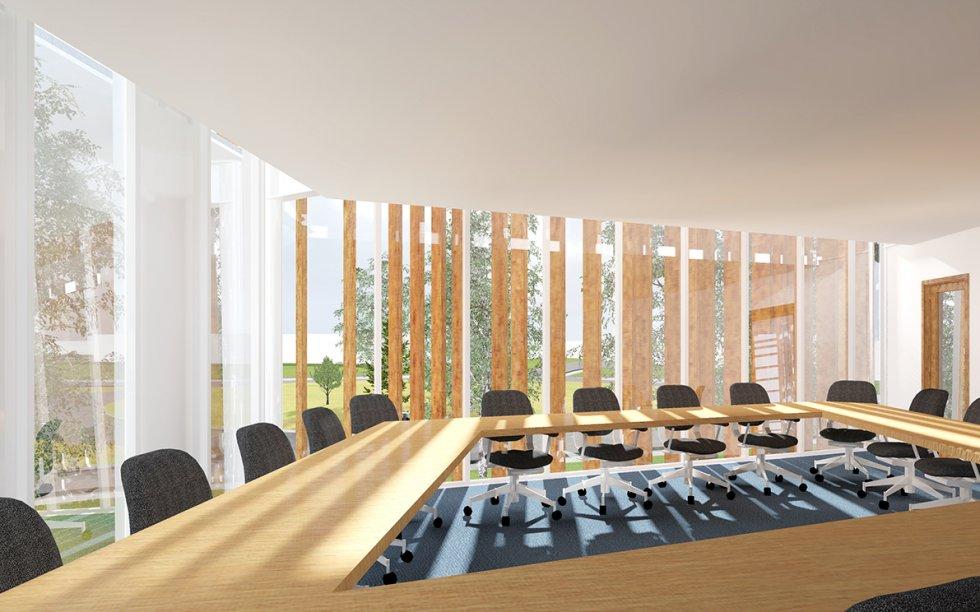 ARVAL architecture - Bureaux de la FFB de l'Oise - 6 ARVAL bureaux de la FFB