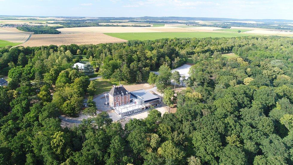ARVAL architecture - Salle polyvalente – Russy Bémont - 2 ARVAL salle polyvalente Butte de Montigny Russy Bémont