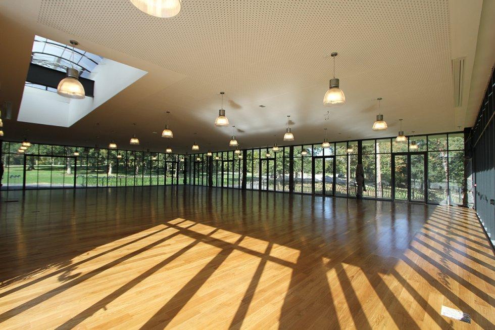 ARVAL architecture - Salle polyvalente – Russy Bémont - 8 ARVAL salle polyvalente Butte de Montigny Russy Bémont