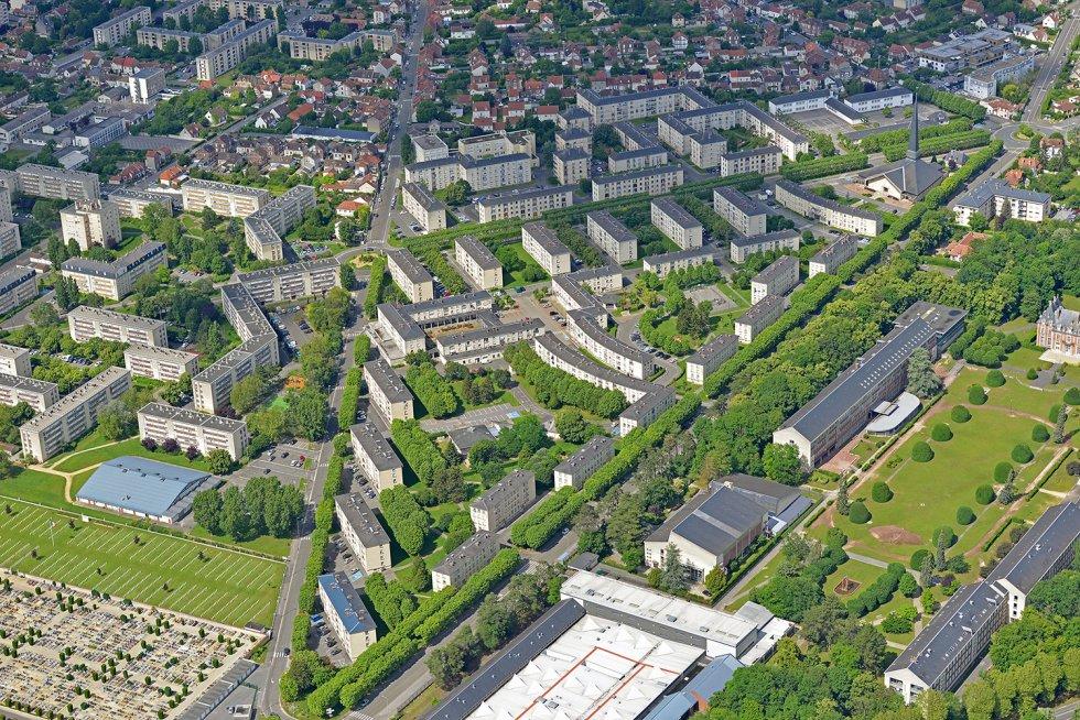 ARVAL architecture - NPRNU La Victoire et les Maréchaux – Compiègne - 1 ARVAL NPNRU La Victoire Compiègne