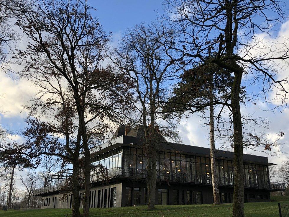 ARVAL architecture - Salle polyvalente – Russy Bémont - 4 ARVAL salle polyvalente Butte de Montigny Russy Bémont